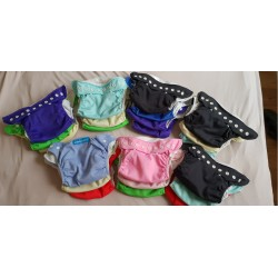 22 Smartipants one size nappies